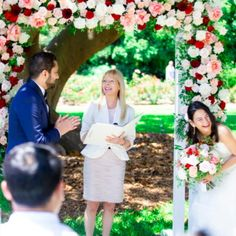 A garden wedding at the iconic Royal Botanical gardens in Sydney. A wedding ceremony in the Rose gardens with Sydney marriage celebrant for ALL weddings and couples. Civil Wedding, Wedding Ceremony, Our Wedding, Wedding Venues, Indoor Wedding, Garden Wedding, Marriage Registration, Marriage Celebrant, Sand Ceremony