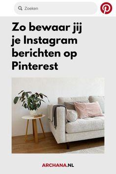 Je Instagram berichten bewaren op Pinterest is een goede manier om de bekendheid en bereik van je bedrijf te vergroten. Door dit regelmatig te doen vergroot je ook de kans om je Instagram account te laten groeien. Hoe ga je te werk en waar je op moet letten leg ik je beeld voor beeld uit in dit blogbericht. - pinterest marketing voor bedrijven | pinterest voor bloggers | pinterest voor ondernemers | online marketing tips | ondernemen inspiratie - ARCHANA.NL - Archana Haarnack