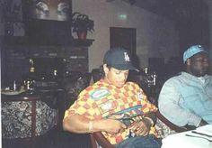 Eazy E and MC Ren