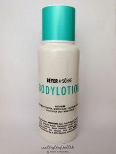 Preview - Bodylotion + von Beyer & Söhne - sponsored Post