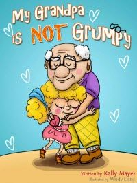 Brand new Release! On sale for a limited time! ~~My Grandpa is NOT Grumpy~~  This is funny rhyming picture book for beginner readers,  Suitab...