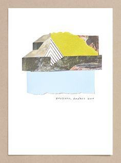 cut paper landscapes  audrey-raudabaugh