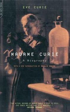 Cover image for Madame Curie : a biography