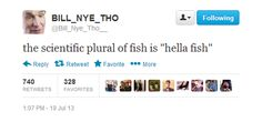 Oh bill nye, you are amazing
