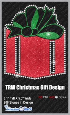 TRW Gift Box Multi-Dec (File Download Version w/ Mock Up)