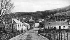 Old Photograph of Tynribbie, Appin, Scotland