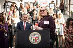 Women's Entrepreneurship Day is a celebration of women in business, who lead the world towards economic equality and inspire us all. Los Angeles Country, Eric Garcetti, Brand Strategist, Local Women, Economic Development, Starting Your Own Business, Private Jet, Emotional Intelligence, Other Woman