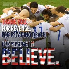 Team USA - World Cup 2014
