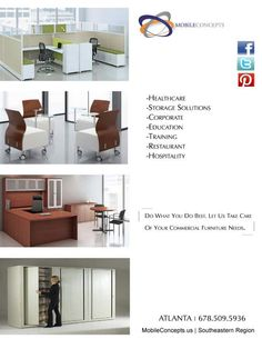 Modern Office Furniture Solutions For All Sectors Healthcare Corporate Training Atlanta