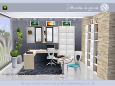 Translation study room by SIMcredible! - Sims 3 Downloads CC Caboodle