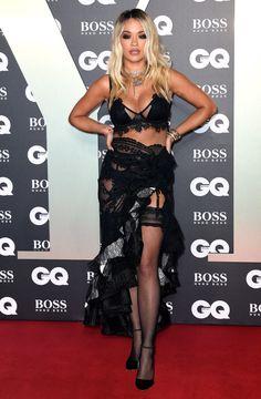Beautiful Figure, Beautiful Legs, Beautiful Outfits, Gorgeous Body, Beautiful Ladies, Rita Ora Bikini, Celebrities In Stockings, Celebrity Stockings, Male To Female Transition