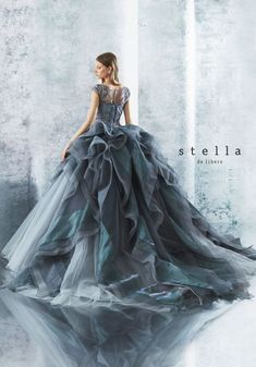 Black Wedding Dresses, Elegant Dresses, Pretty Dresses, Bridal Dresses, Ball Dresses, Evening Dresses, Prom Dresses, Ball Gowns, 1950s Dresses