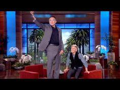 Ellen DeGeneres' tribute to Robin Williams