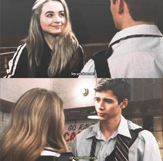 Yes Josh and Maya on a date Girl Meets World Josh, Boy Meets World Quotes, Naomi Scott, Maya And Riley, Girl Code Quotes, Dad Quotes From Daughter, Tv Show Couples, Tv Show Quotes, Disney Memes