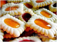 biscuit sable confiture a l'ancienne   La cuisine de Djouza recettes faciles et rapides