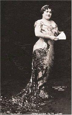 Luisa Tetrazzini- ( 29.Juni 1871- 2.Oktober 1940 ) war eine italienische Sopran.