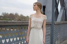 'Urban Dreams' LimorRosen Wedding Dresses 2015 see more at http://www.wantthatwedding.co.uk/2015/04/15/urban-dreams-limorrosen-wedding-dresses-2015/