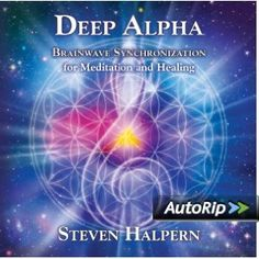 Deep Alpha: Brainwave Synchronization <3 Meditation, Relaxation and Energy Healing Music <3 Sample songs from this album are available.