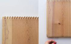 How to DIY a Woven Wall Hanging | Washingtonian
