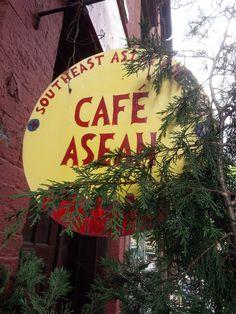 Cafe Asean in Greenwich Village