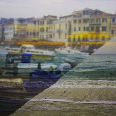 colorful venice with beautiful canal and boats#2