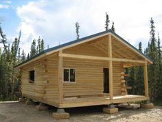 alaska log cabins | ... :FEMA - 41709 - Finished Log Home in Alaska.jpg - Wikimedia Commons