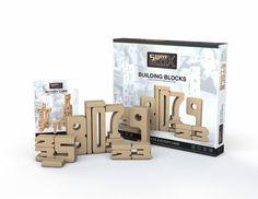 Sumblox SumBlox 43 houten cijfers