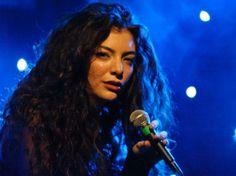 Her voice!