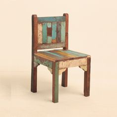 Painted childs chair child chair and children furniture on pinterest