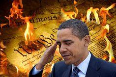 3,000+ Truckers Descend On D.C To Demand Arrest & Impeachment Of Barack Obama