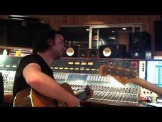 Arno SANTAMARIA au studio de la Frette (Part 2).