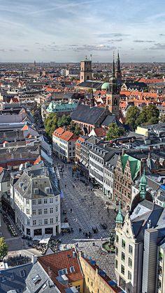 Copenhague. Dinamarca. Kybalion.