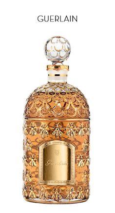 Bee Bottle - Guerlain - La Gaceta No. 95 - El Palacio de Hierro
