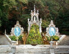 Jardim da Sereia, Coimbra, Portugal