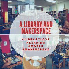 Las bibliotecas y los makerspaces