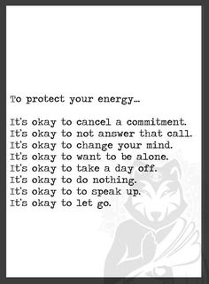 Powerful message for the chronically ill.