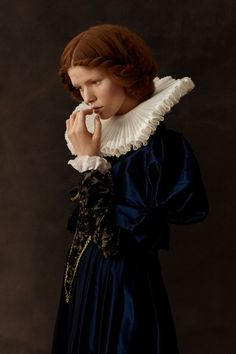 Sacha Goldberger | Portrait Photography series inspired by Rembrandt