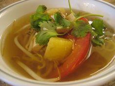 Canh Chua Chay - Vietnamese Vegetarian Sour Soup | gas•tron•o•my