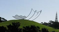 Discover the amazing sculptures of Gibbs Farm in New Zealand. Truly magnificent. http://gibbsfarm.org.nz/