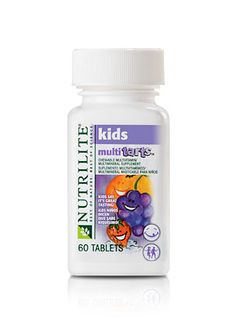 Nutrilite® Kids Multitarts® Chewable Multivitamin/Multimineral Supplement - Pay full retail and have $5.40 donated to a school, sports team or charitable organization of your choice.  www.esavings.mychoices.biz