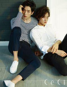 2015.04, CeCi, 5urprise, Seo Kang Joon, Gong Myung