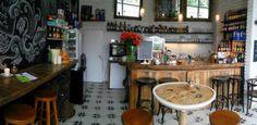 "Cafés and Pubs: ""The Hipster Hagout"", e.g. Kava Bar"
