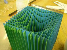 Void Sliceform by Savio Ku, via Flickr