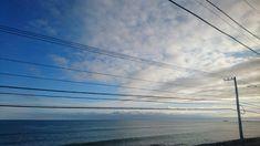 釧路の空 Utility Pole