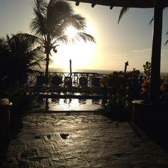 Sunrise at El Rancho de Chana