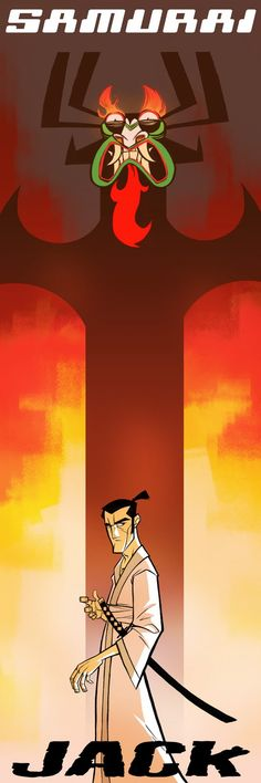 Why is There No More Samarai Jack? Genndi Tartakovsky is an extraordinary animator. Imagine it for the TV-MA crowd.