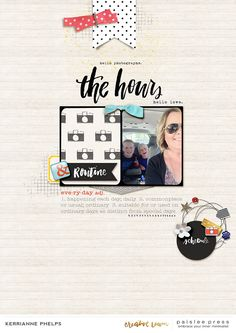 paislee press creative team inspiration | by the hour