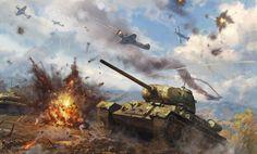 War Thunder  – это online игра на армейскую тематику, приуроченная  боевой авиации, бронетехнике и флоту периода 2-ой Мировой войны. Игроку предстоит принять участие в больших битвах на всех фронтах военных действий.Online-экшен про сражения на самолетах и танках 2-ой мировой. Игрушка выделяется большим выбором техники, а ещё режимами, которые подойдут как новичкам, так и почитателям реалистичных симуляторов http://woravel.ru/cekrety-war-thunder/