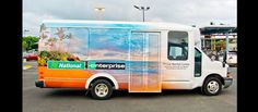 Vehicle Wraps and Graphics | ADA Signage | VMS