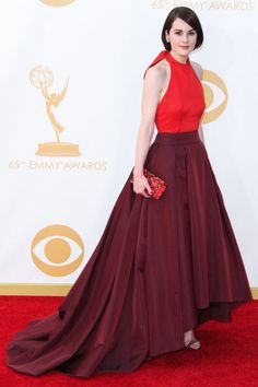 Michelle Dockery Photos: Arrivals at the 65th Annual Primetime Emmy Awards